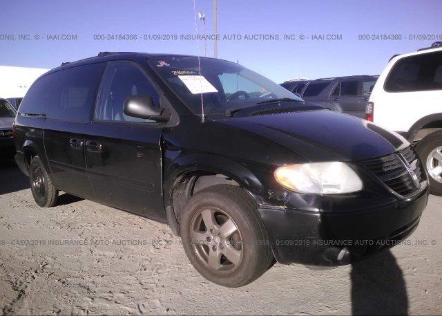 Inventory #434553180 2007 Dodge GRAND CARAVAN