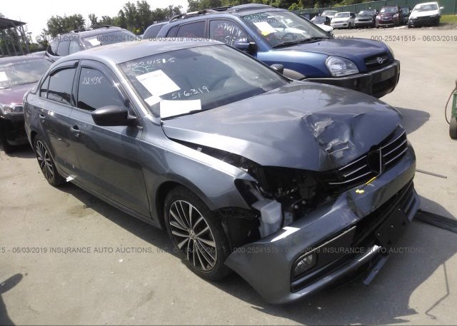 Inventory #893242982 2016 Volkswagen JETTA