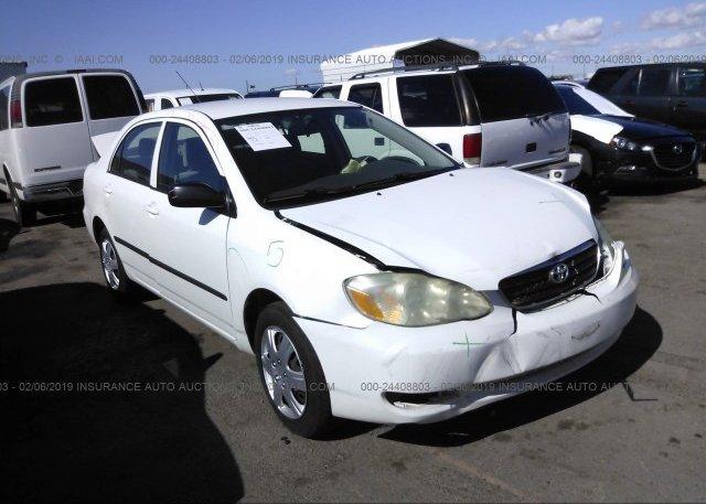 Inventory #506704834 2007 Toyota COROLLA