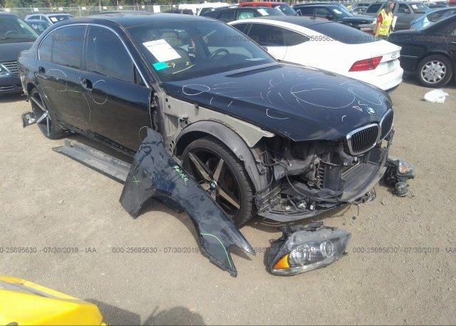 Inventory #952113041 2008 BMW 750