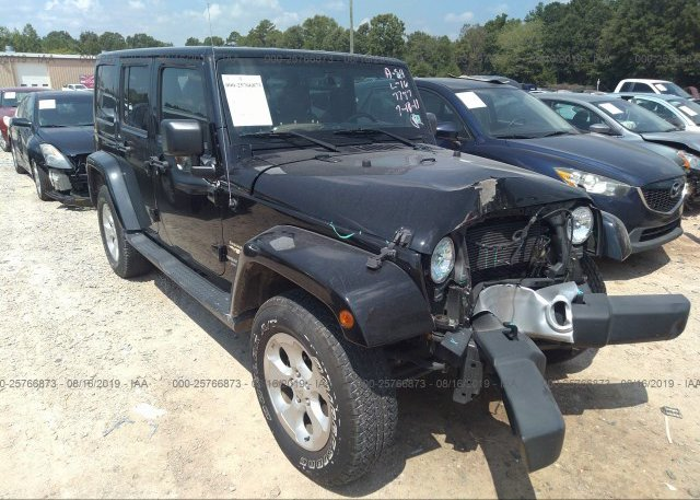 Inventory #899313762 2015 JEEP WRANGLER UNLIMITE