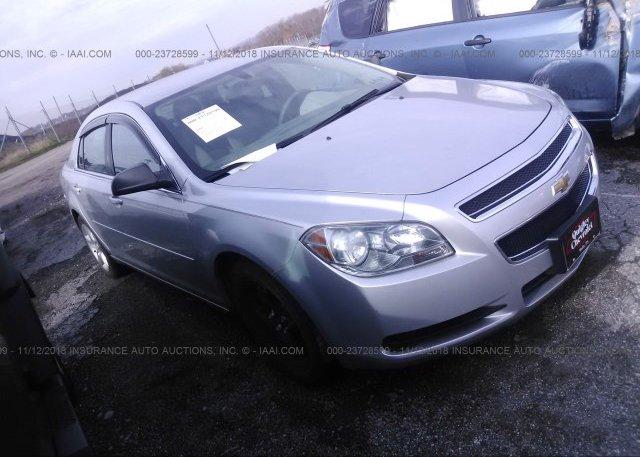 Inventory #827807620 2011 Chevrolet MALIBU
