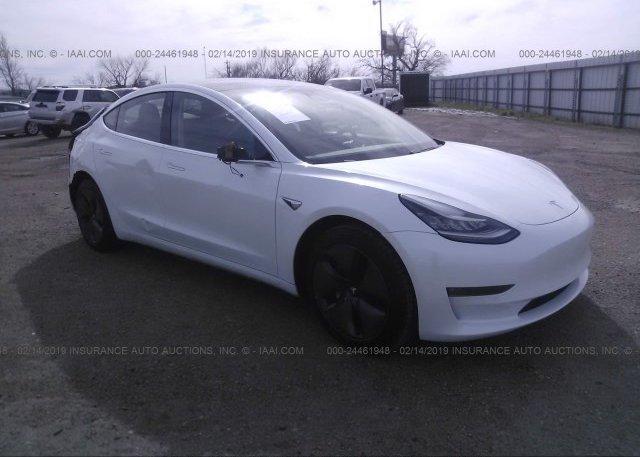 Inventory #557121231 2018 Tesla MODEL 3