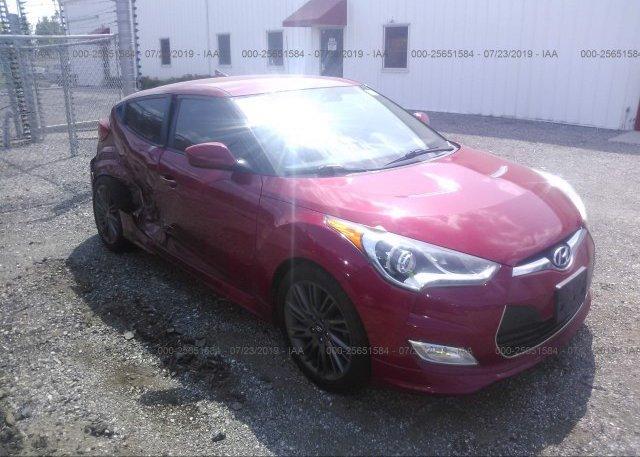 Inventory #420960993 2013 Hyundai VELOSTER