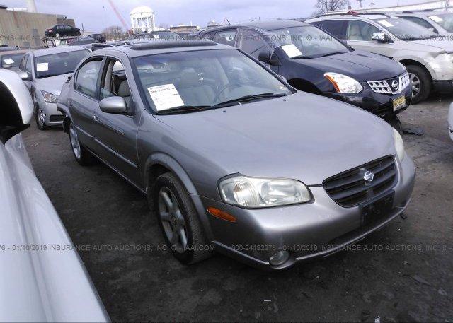 Inventory #640369061 2001 Nissan MAXIMA