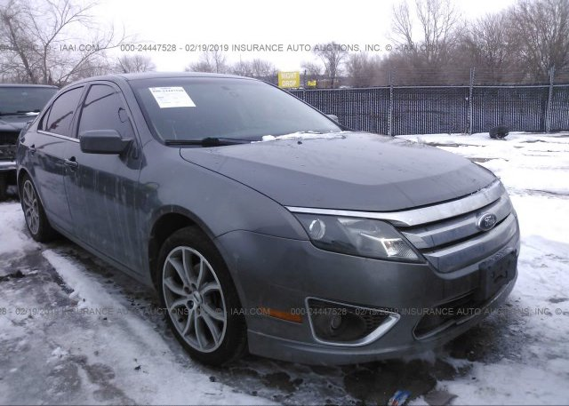 Inventory #195918601 2012 FORD FUSION