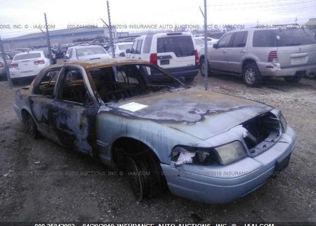 Inventory #359985523 2004 FORD CROWN VICTORIA