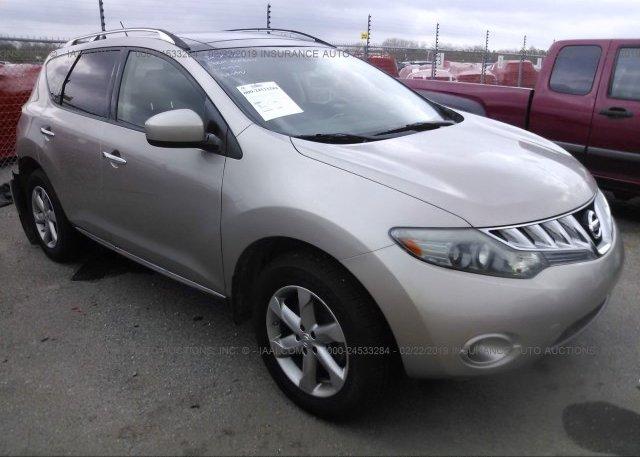 Inventory #769329962 2009 Nissan MURANO