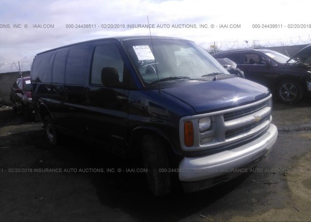 Inventory #683397393 2000 Chevrolet EXPRESS G2500