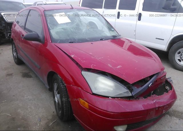 Inventory #264688683 2002 FORD FOCUS