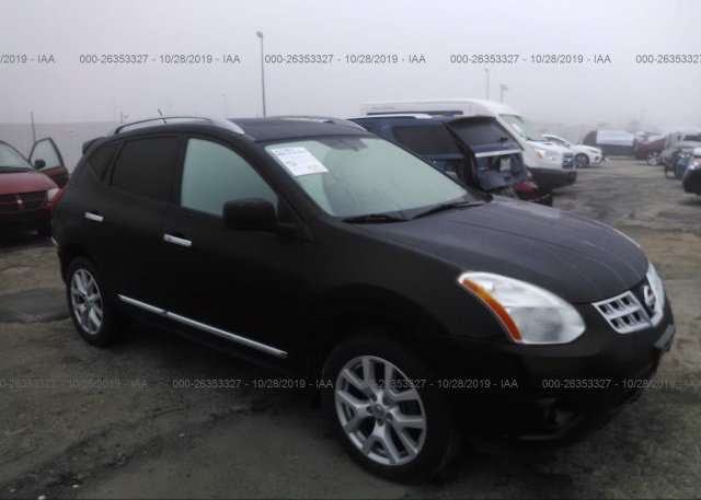 Inventory #925111203 2011 Nissan ROGUE