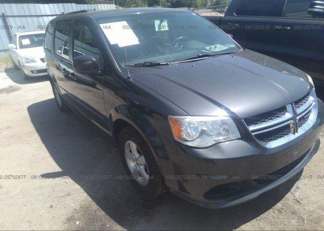 Inventory #256230968 2012 Dodge GRAND CARAVAN
