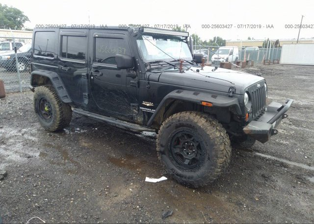Inventory #612078895 2012 JEEP WRANGLER UNLIMITE