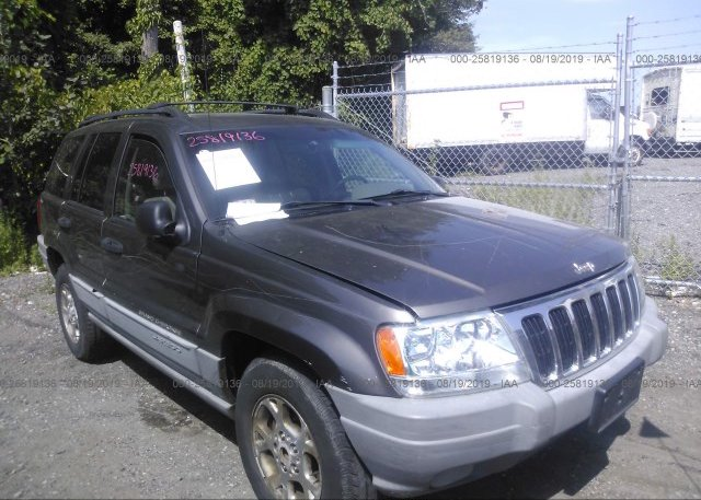 Inventory #372325034 2000 JEEP GRAND CHEROKEE