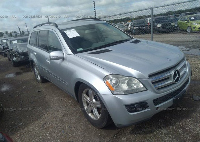 Inventory #553697842 2007 Mercedes-benz GL