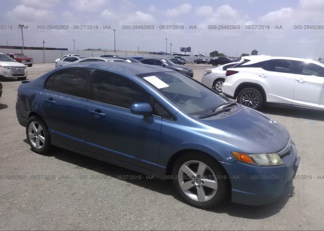 Inventory #326648867 2008 Honda CIVIC