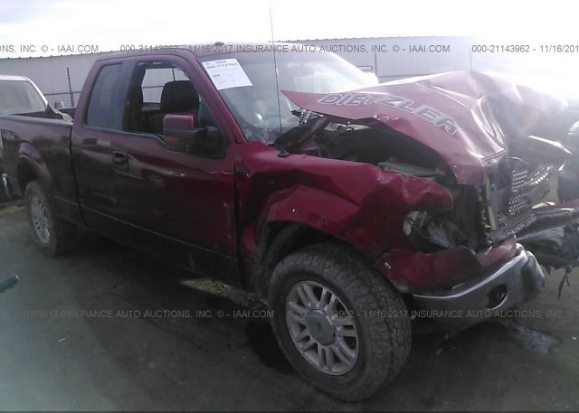 Inventory #426351575 2010 FORD F150
