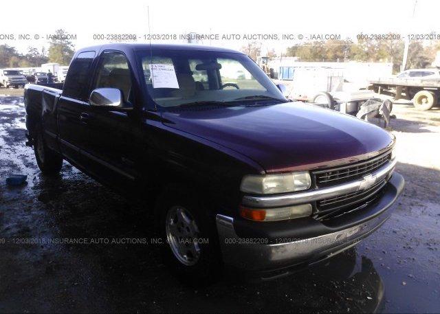 Inventory #537227355 2001 Chevrolet SILVERADO
