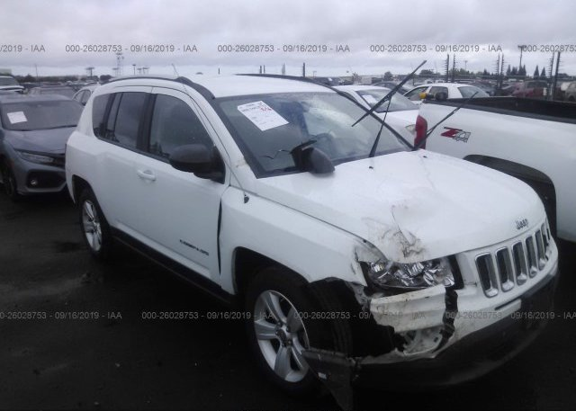 Inventory #214205126 2011 JEEP COMPASS