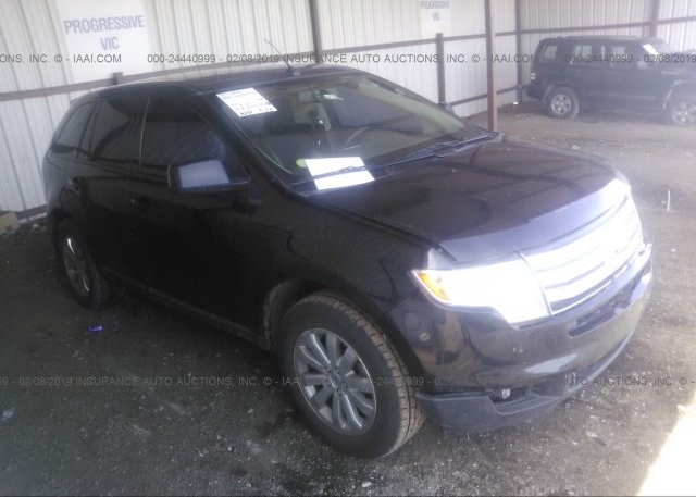 Inventory #298016550 2007 FORD EDGE
