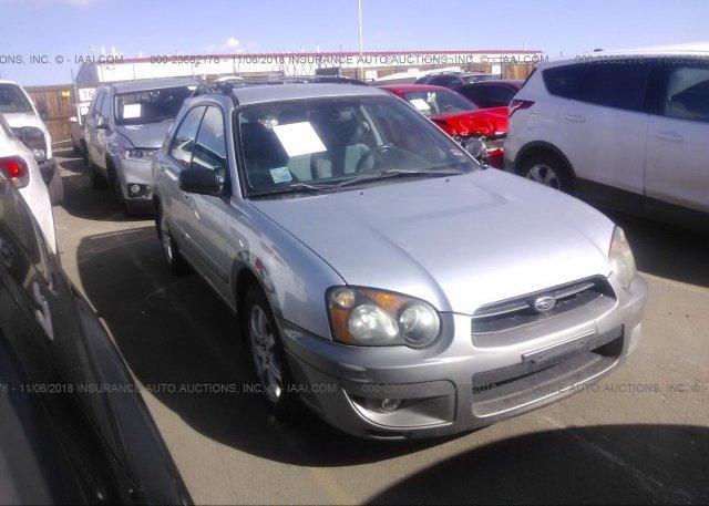 Inventory #452755799 2005 Subaru IMPREZA