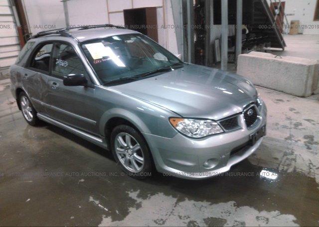 Inventory #875728276 2007 Subaru IMPREZA
