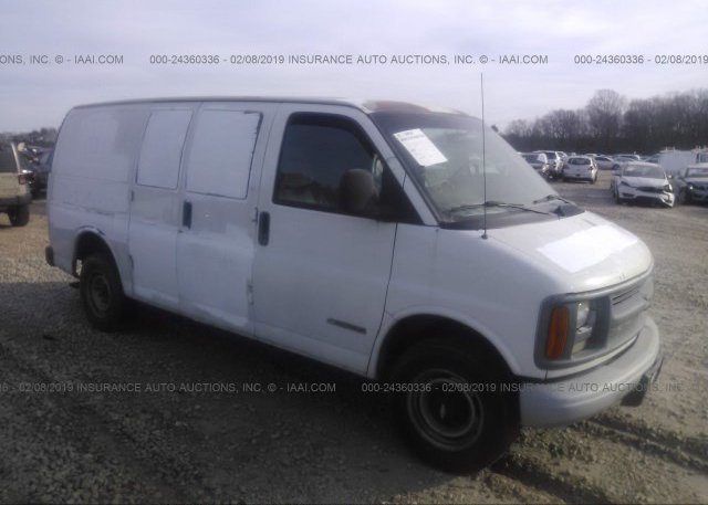 Inventory #718162002 2002 Chevrolet EXPRESS G2500