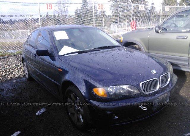 Inventory #295230810 2003 BMW 325