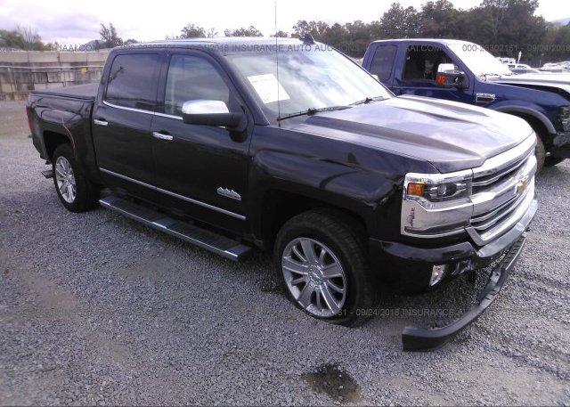 Inventory #562082154 2018 Chevrolet SILVERADO