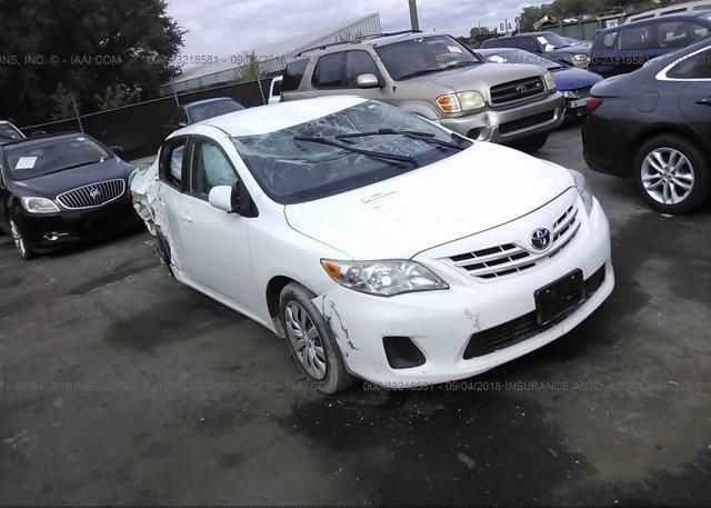 Inventory #612845540 2013 Toyota COROLLA