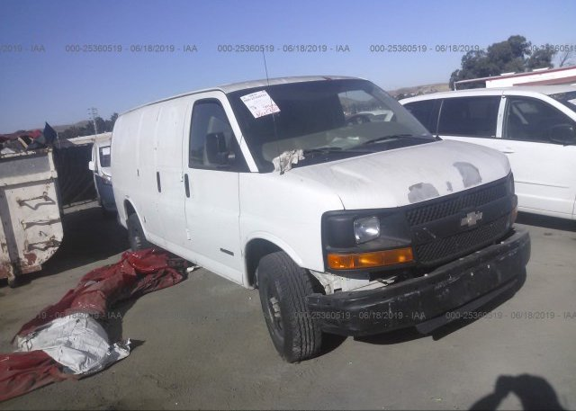 Inventory #595956029 2006 Chevrolet EXPRESS G2500