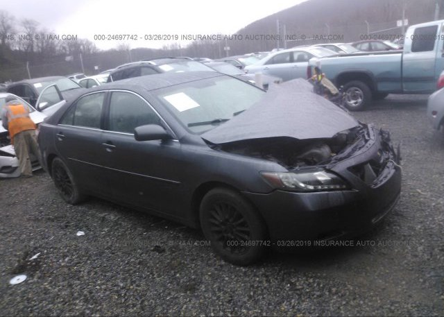 Inventory #412671660 2007 TOYOTA CAMRY NEW GENERATION