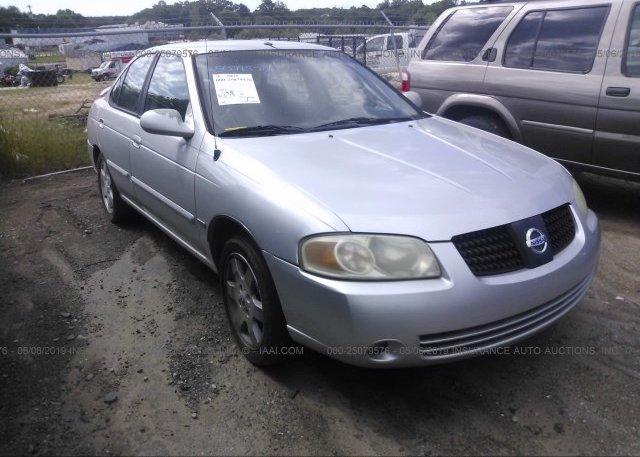 Inventory #716598227 2006 Nissan SENTRA
