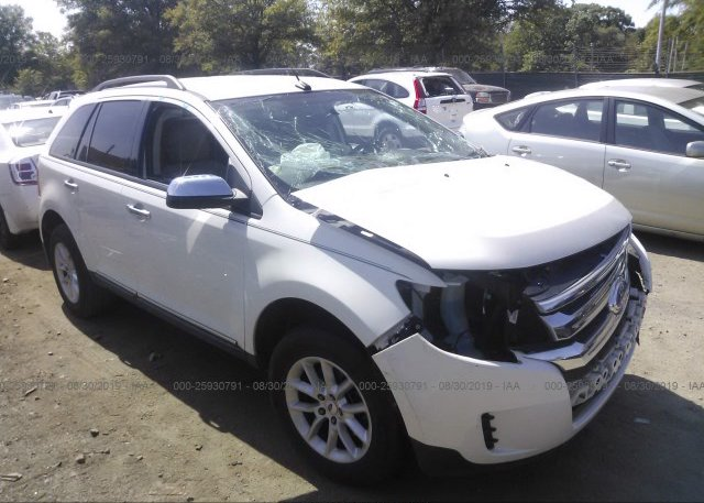 Inventory #808644020 2013 FORD EDGE