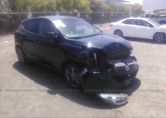 Inventory #552838177 2015 Hyundai TUCSON