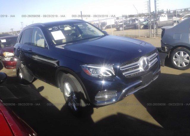 Inventory #639944444 2017 Mercedes-Benz GLC