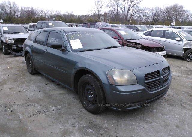 Inventory #550195065 2006 Dodge MAGNUM