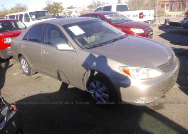Inventory #602998254 2003 Toyota CAMRY