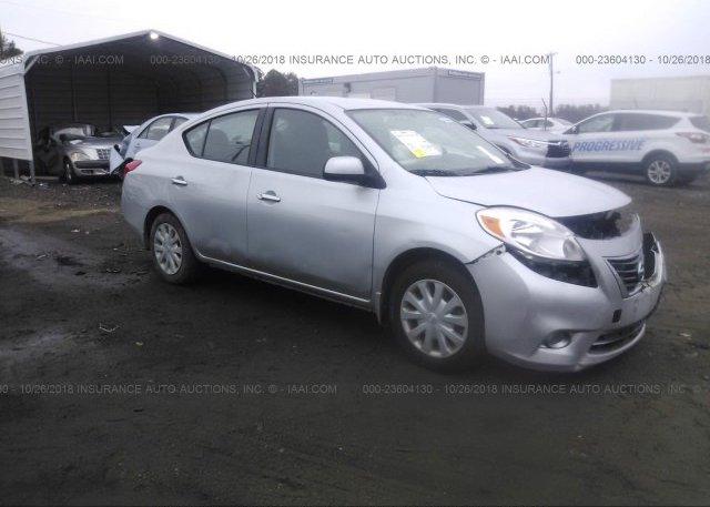 Inventory #906712354 2012 Nissan VERSA