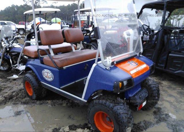 ag9829675640 bill of sale blue club car golf cart at milton fl on