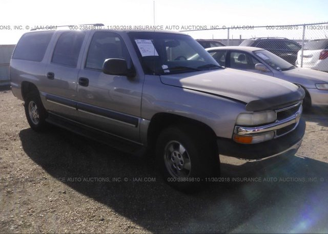 Inventory #388196200 2003 Chevrolet SUBURBAN