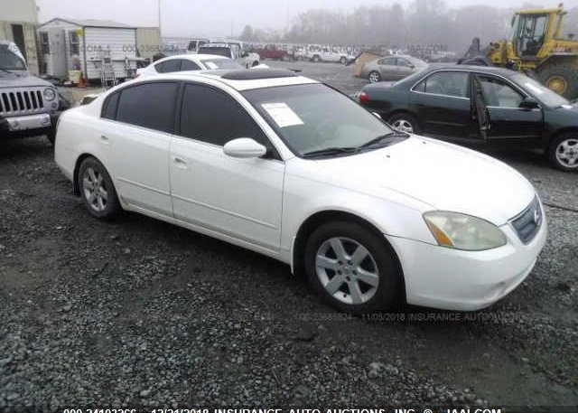 Inventory #300098814 2004 Nissan ALTIMA
