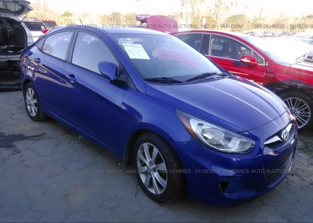 Inventory #422789453 2012 HYUNDAI ACCENT