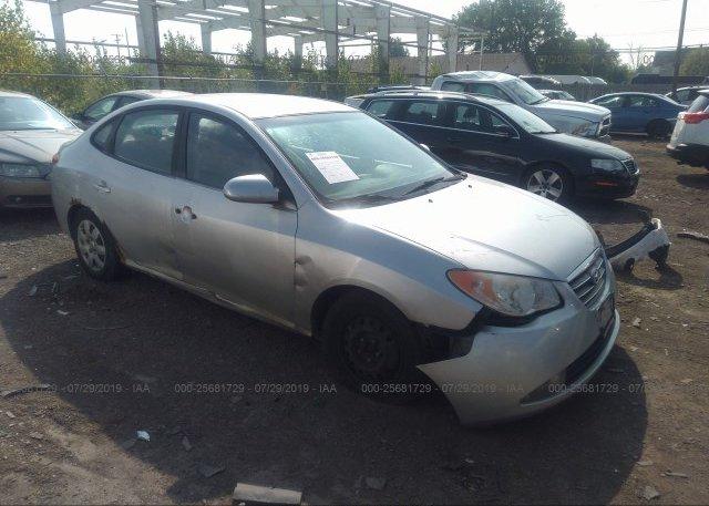 Inventory #854758111 2008 Hyundai ELANTRA