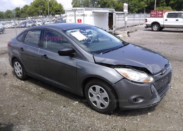 Inventory #378891812 2014 FORD FOCUS