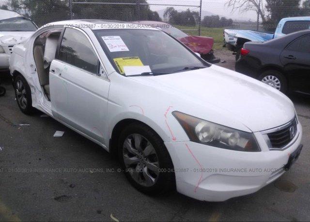 Inventory #801845414 2008 Honda ACCORD