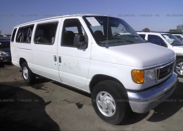 Inventory #781813089 2003 FORD ECONOLINE