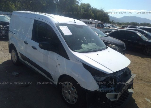 Inventory #208403670 2015 FORD Transit Connect