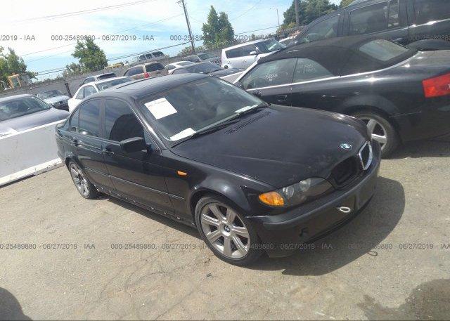 Inventory #812817140 2003 BMW 325