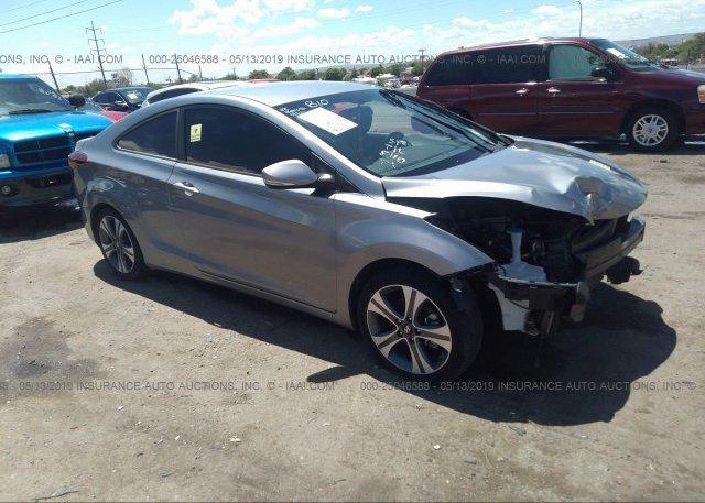 Inventory #785586548 2014 Hyundai ELANTRA COUPE
